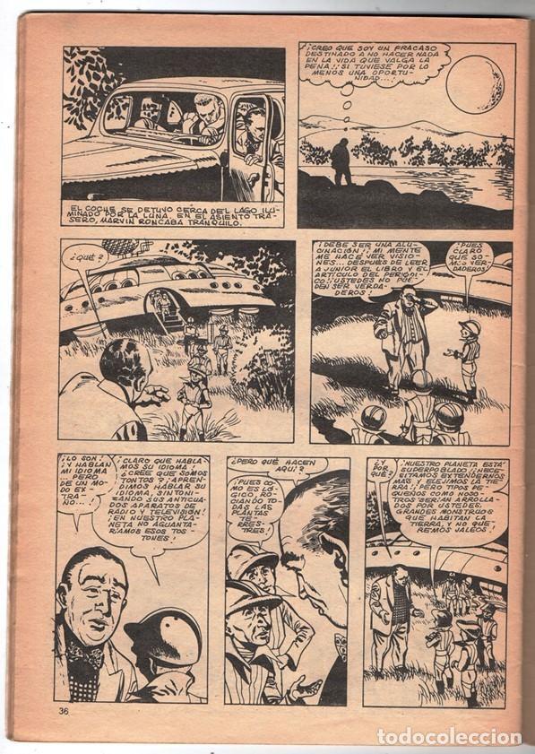 Cómics: 1979 MUNDI COMICS V1 # 8 TRIPLE ACCION LA MASA DORMAMMU DR STRANGE NAMOR SILVER SURFER - Foto 6 - 263100060