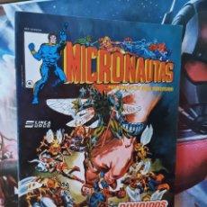 Cómics: EXCELENTE ESTADO MICRONAUTAS 6 EDICIONES SURCO VERTICE. Lote 263104300