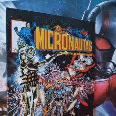 Cómics: EXCELENTE ESTADO MICRONAUTAS 7 EDICIONES SURCO VERTICE. Lote 263104555