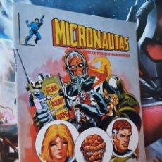 Cómics: CASI EXCELENTE ESTADO MICRONAUTAS 4 EDICIONES SURCO VERTICE. Lote 263104615