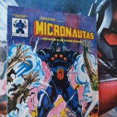 Cómics: CASI EXCELENTE ESTADO MICRONAUTAS 2 EDICIONES VERTICE. Lote 263105115