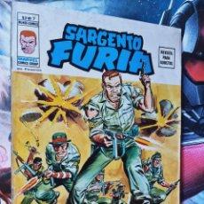 Cómics: MUY BUEN ESTADO SARGENTO FURIA 7 VOL II MUNDI COMICS MARVEL EDICIONES VERTICE. Lote 263105310
