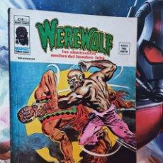 Cómics: MUY BUEN ESTADO WEREWOLF 15 VOL II HOMBRE LOBO MUNDI COMICS MARVEL EDICIONES VERTICE. Lote 263107575