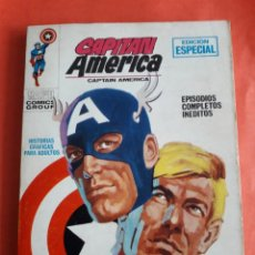Cómics: CAPITAN AMERICA N-6 MUY BUEN ESTADO COMPLETO. Lote 263151265