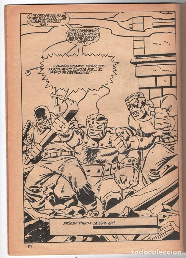 Cómics: 1979 MUNDI COMICS V1#11 LOS DEFENSORES LA MASA STRANGE NAMOR SILVER SURFER LEE JACK KIRBY ROY THOMAS - Foto 6 - 263166095