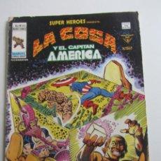 Cómics: SUPER HÉROES VOL 2 Nº 103. VÉRTICE, 1979 MUNDO COMICS. VERTICE ARX99. Lote 263178385