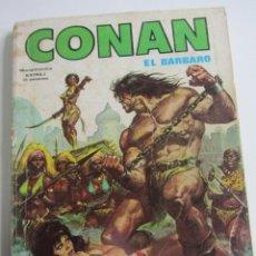 Comics : CONAN EL BÁRBARO EXTRA 1 - TOMO 162 PÁGINAS - MUNDI COMICS - VÉRTICE 1980 ARX99. Lote 263180825
