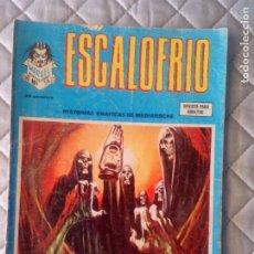 Cómics: ESCALOFRIO Nº 58 VERTICE. Lote 263194950