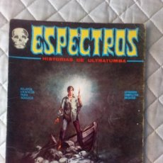 Cómics: ESPECTROS Nº 20 VERTICE. Lote 263195305