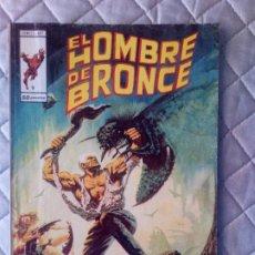 Cómics: EL HOMBRE DE BRONCE Nº 9 VERTICE. Lote 263196865