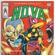 Cómics: 1979 MUNDI COMICS V1 # 38 NOVA STAN LEE MARV WOLFMAN CARMINE INFANTINO EL OSCURECEDOR 38 PAG. Lote 263217465