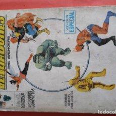 Comics : LOS VENGADORES N-1,COMO SE VE EN LAS FOTOS. Lote 263283870