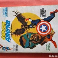 Cómics: CAPITAN AMERICA N-11 BUENO. Lote 263285255