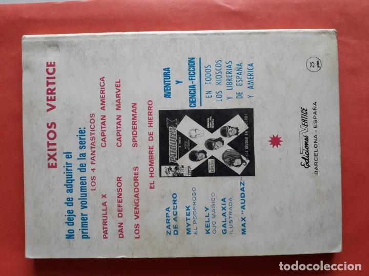 Cómics: CAPITAN AMERICA N-11 BUENO - Foto 2 - 263285255