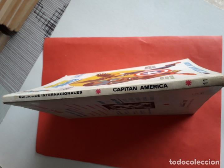 Cómics: CAPITAN AMERICA N-11 BUENO - Foto 3 - 263285255