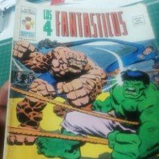 Comics : LOS 4 FANTÁSTICOS. V. 2. N. 15. Lote 263295280