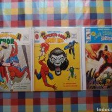 Cómics: SUPER HÉROES VOL.2 N°6, 7, 74 -VERTICE-. Lote 263703595
