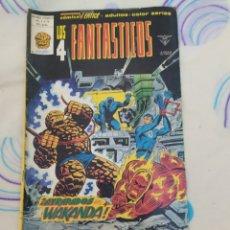 Comics : LOS 4 FANTÁSTICOS. COMIC A TODO COLOR. EDICIONES VÉRTICE. AÑO 1978.VOL3.N°29. Lote 263719765