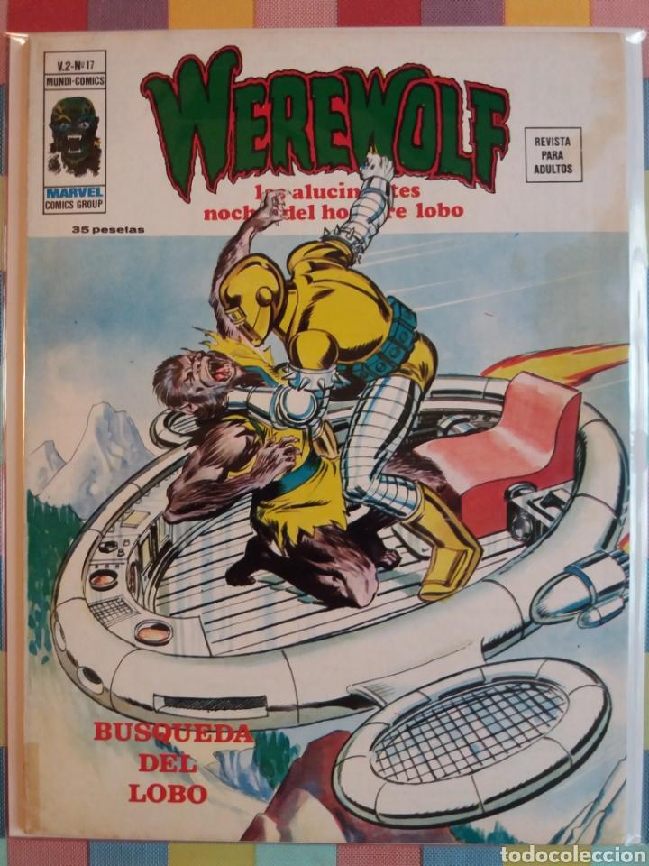 Cómics: WEREWOLF VOL.2 N°15, 16, 17, 18 -Vertice- - Foto 4 - 263750235