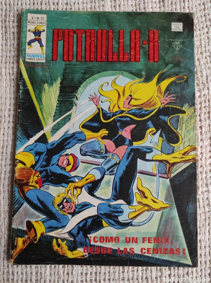 PATRULLA X VOLUMEN 3 Nº 23 - EDITA : VERTICE (Tebeos y Comics - Vértice - Patrulla X)
