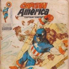 "Cómics: COMIC MARVEL "" CAPITÁN AMÉRICA "" Nº 34 ED. VÉRTICE ""TACO"". Lote 263808315"