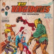 """Cómics: COMIC MARVEL """" LOS VENGADORES """" Nº 4 ED. VÉRTICE """"TACO"""". Lote 263808635"""