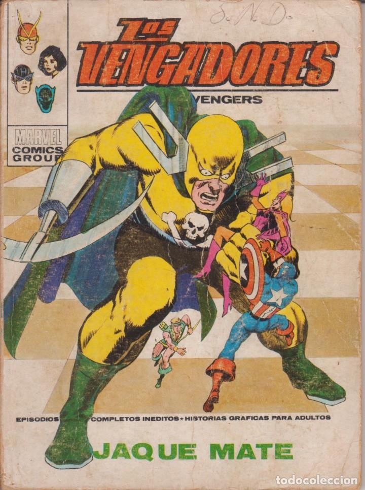 """COMIC MARVEL """" LOS VENGADORES """" Nº 50 ED. VÉRTICE """"TACO"""" (Tebeos y Comics - Vértice - Thor)"""