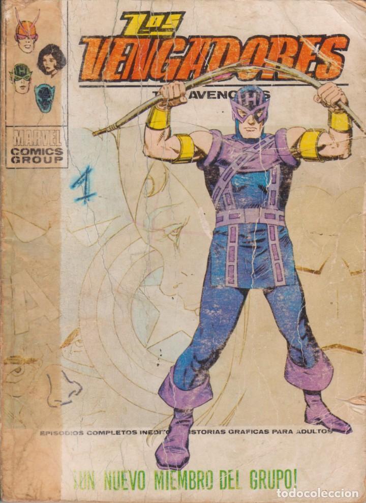 """COMIC MARVEL """" LOS VENGADORES """" Nº 51 ED. VÉRTICE """"TACO"""" (Tebeos y Comics - Vértice - Thor)"""