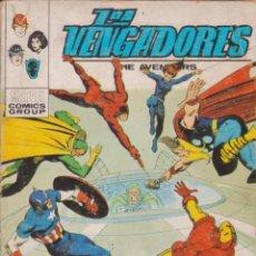 """Cómics: COMIC MARVEL """" LOS VENGADORES """" Nº 52 ED. VÉRTICE """"TACO"""". Lote 263809410"""