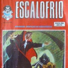 Cómics: COMIC DE TERROR - EL HIJO DE DRÁCULA - ESCALOFRÍO - NÚMERO 60 - EDICIONES VÉRTICE / MARVEL. Lote 263906410
