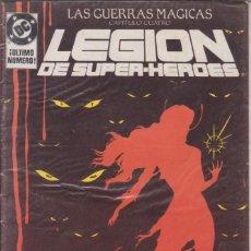 Cómics: CÓMIC ` LEGIÓN DE SUPER-HEROES ´ Nº 31 ED. ZINCO FRMTO. U.S.A. 34 PGS. 1988. Lote 264030795