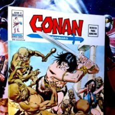 Cómics: DE KIOSCO CONAN 8 VOL II MUNDI COMICS MARVEL EDICIONES VERTICE. Lote 264321596