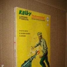 Comics : KELLY OJO MÁGICO 1, 1966, VERTICE, BUEN ESTADO, 160 PÁGINAS. COLECCIÓN A.T.. Lote 264330084