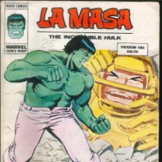 Cómics: LA MASA THE INCREDIBLE HULK VOLUMEN 1 NÚMERO 35 VÉRTICE MARVEL. Lote 264511129