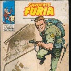 Cómics: SARGENTO FURIA VOLUMEN 1 NÚMERO 19 VÉRTICE MARVEL. Lote 265103514