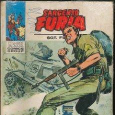 Cómics: SARGENTO FURIA VOLUMEN 1 NÚMERO 20 VÉRTICE MARVEL. Lote 265103554