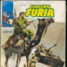 Cómics: SARGENTO FURIA VOLUMEN 1 NÚMERO 6 VÉRTICE MARVEL. Lote 265103609