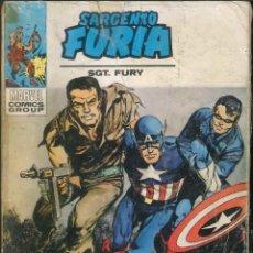 Cómics: SARGENTO FURIA VOLUMEN 1 NÚMERO 7 VÉRTICE MARVEL. Lote 265103689