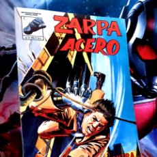 Fumetti: DE KIOSCO ZARPA DE ACERO 3 MUNDI COMICS EDICIONES VERTICE. Lote 265160444