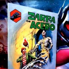 Cómics: DE KIOSCO ZARPA DE ACERO 4 LINEA 83 SURCO MUNDI COMICS VERTICE. Lote 265167469