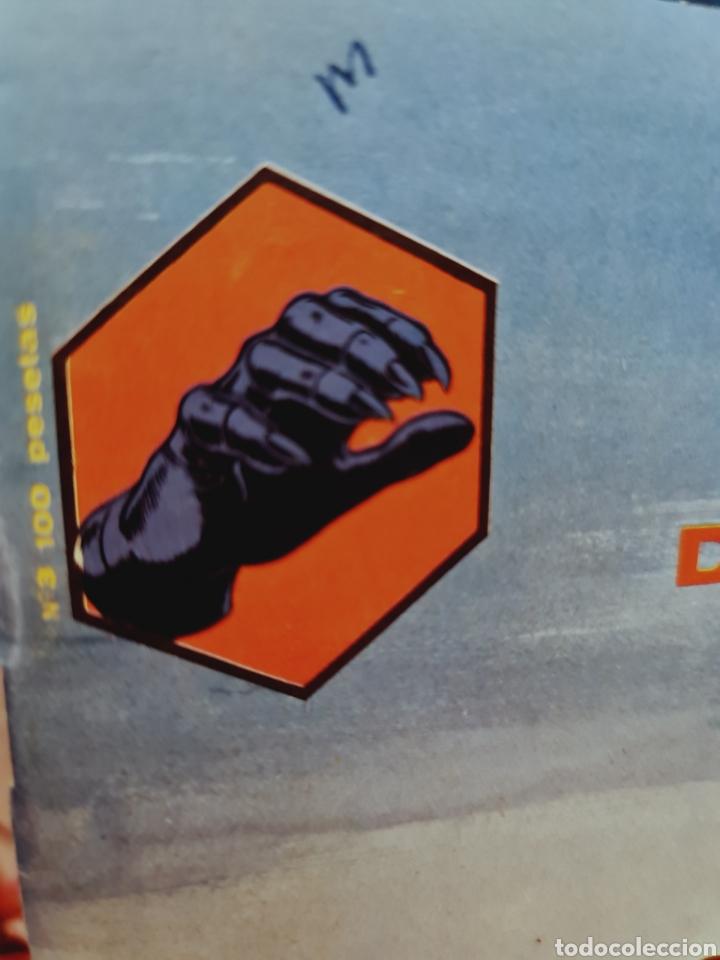 Cómics: DE KIOSCO ZARPA DE ACERO 3 LINEA 83 SURCO MUNDI COMICS VERTICE BOLI VER FOTO - Foto 2 - 265167804