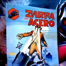 Cómics: DE KIOSCO ZARPA DE ACERO 3 LINEA 83 SURCO MUNDI COMICS VERTICE BOLI VER FOTO. Lote 265167804