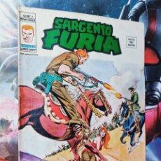Cómics: SARGENTO FURIA 26 VOL II NORMAL ESTADO BOLI MUNDI COMICS EDICIONES VERTICE. Lote 265718179