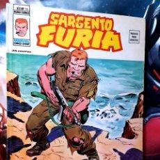 Cómics: MUY BUEN ESTADO SARGENTO FURIA 16 VOL II MUNDI COMICS EDICIONES VERTICE. Lote 265724944