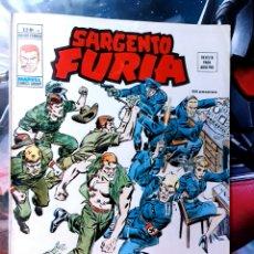 Cómics: MUY BUEN ESTADO SARGENTO FURIA 14 VOL II MUNDI COMICS EDICIONES VERTICE. Lote 265729374