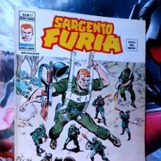 Cómics: CASI EXCELENTE ESTADO SARGENTO FURIA 17 VOL II MUNDI COMICS EDICIONES VERTICE. Lote 265752054