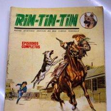 Cómics: RIN-TIN-TIN, PISTOL RIVER, EDICIONES VERTICE, EDICION ESPECIAL. Lote 266124063