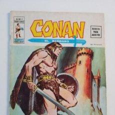 Cómics: CONAN EL BARBARO 4 VERTICE VOLUMEN 2 VOL.. Lote 266185868