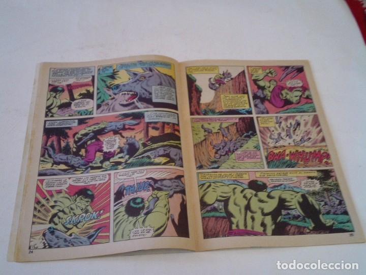 Cómics: LA MASA - VERTICE - VOLUMEN 3 - NUMERO 39 - PRIMERA APIRICION LOBEZNO- GORBAUD - CJ 136 - Foto 4 - 266230493