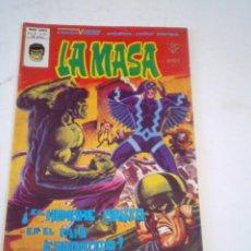 Cómics: LA MASA - VERTICE - VOLUMEN 3 - NUMERO 37 - MUY BUEN ESTDO - GORBAUD- CJ 136. Lote 266231318
